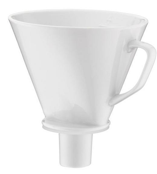 KAFFEEFILTERHALTER - Weiß, Basics - ALFI