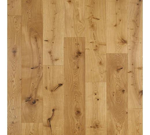 Parkett PARKETTBODEN Eiche  per  m² - Braun, LIFESTYLE, Holz (220/18,5/1,3cm) - Parador