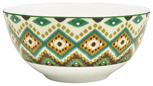 MÜSLISCHALE 15,5 cm - Multicolor, Basics, Keramik (15,5cm) - Landscape