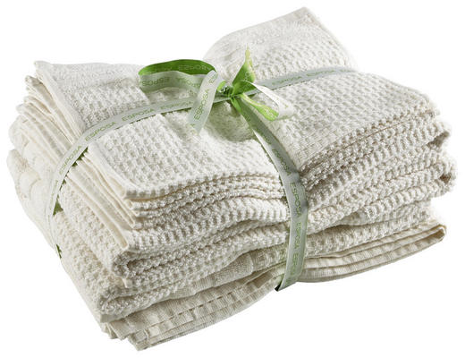 FROTTIERSET - Weiß, Basics, Textil - Esposa