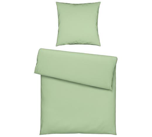 BETTWÄSCHE Mintgrün 135/200 cm - Mintgrün, Design, Textil (135/200cm) - Ambiente