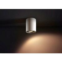 LED-STRAHLER HUE PILLAR - Weiß, Design, Metall (10,3/12,0/10,3cm) - Philips