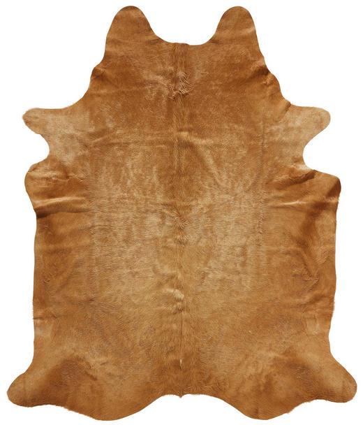 RINDERFELL  160/250 cm  Beige, Naturfarben - Beige/Naturfarben, Basics, Leder/Weitere Naturmaterialien (160/250cm)