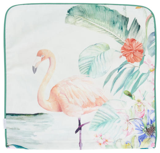 ZIERKISSEN 50/50/ cm - Multicolor, Trend, Textil (50/50/cm) - Estella