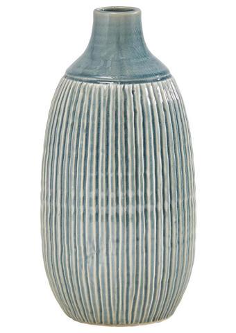 VASE 36,5 cm  - Grün, LIFESTYLE, Keramik (36,5cm)