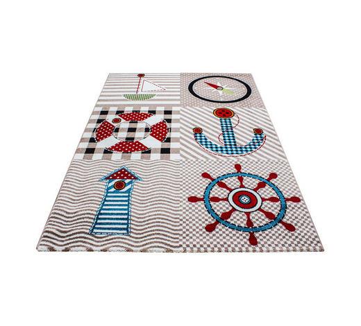 KINDERTEPPICH 80/150 cm - Beige, Trend, Textil (80/150cm) - Ben'n'jen