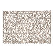 TISCHSET 30/45 cm Papier - Taupe, Design, Papier (30/45cm) - Homeware