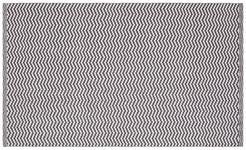 Handwebteppich Xenia 70x120 cm - Anthrazit, Textil (70/120cm) - James Wood