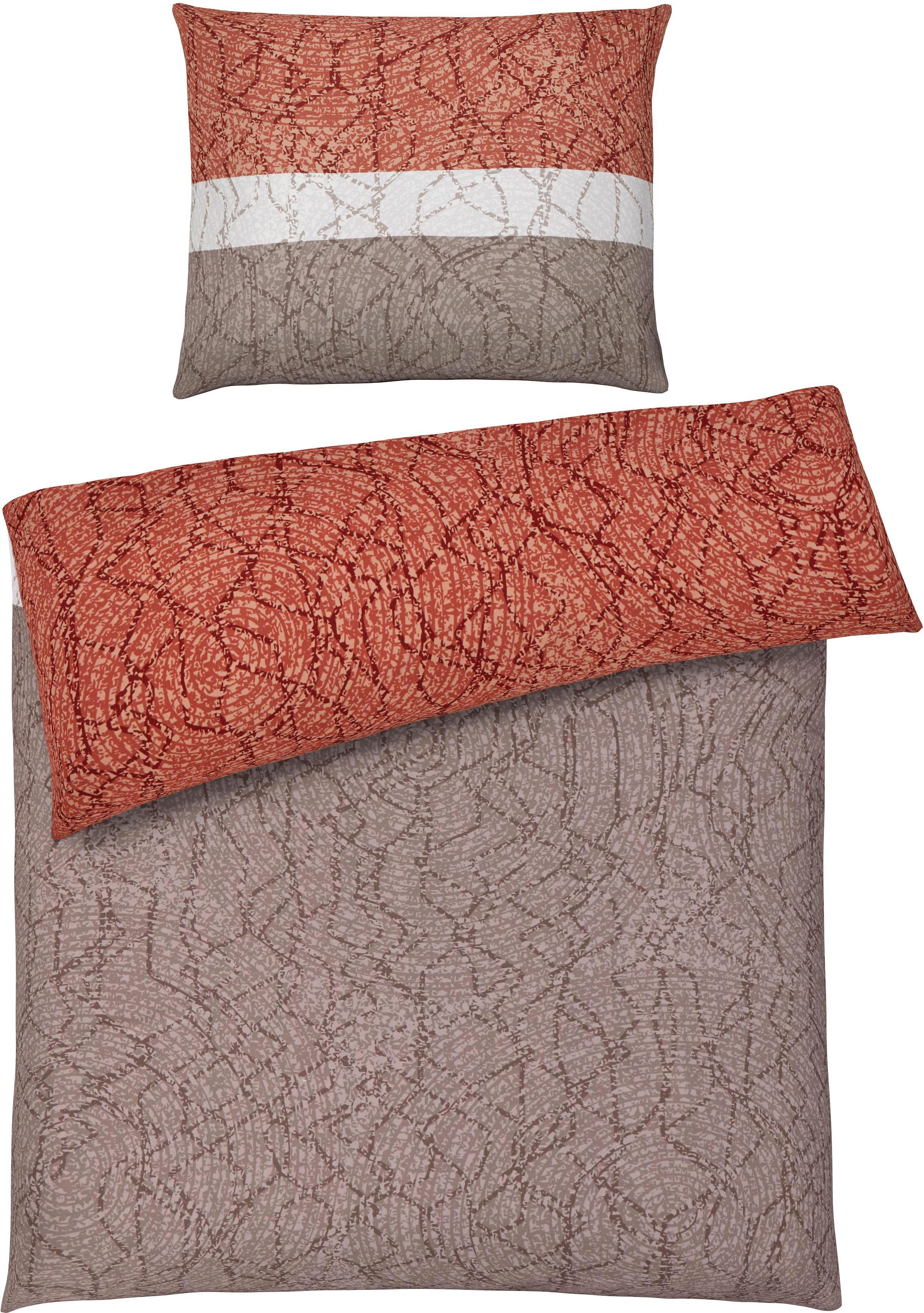 POVLEČENÍ - šedohnědá, Moderní, textil (140/200cm) - AMBIENTE