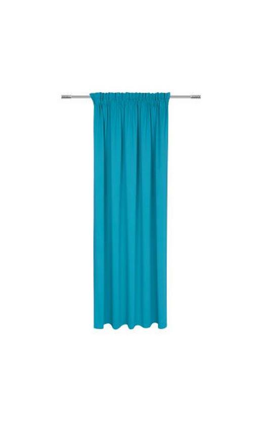 DEKORATIVNO BLAGO - petrolej, Konvencionalno, tekstil (150cm) - ESPOSA