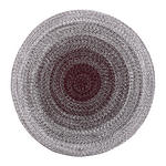 HANDWEBTEPPICH   Beere - Beere, Trend, Textil (120cm) - Novel