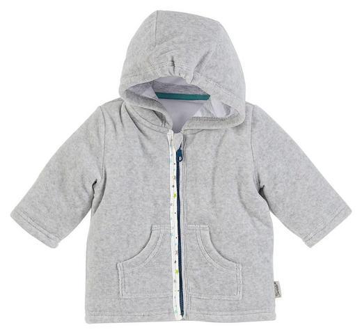 JACKE - Grau, Basics, Textil (62) - Sterntaler