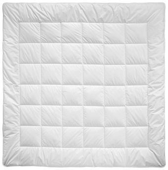 GANZJAHRESDECKE 200/200 cm - Weiß, Basics, Textil (200/200cm) - Billerbeck