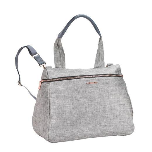 Glam Rosie Bag  Wickeltasche - Anthrazit, Basics, Textil (40/19/30cm) - Lässig