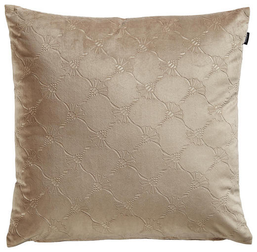 ZIERKISSEN 45/45 cm - Sandfarben, Basics, Textil (45/45cm) - Joop!