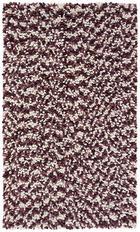 BADTEPPICH  Violett  60/100 cm - Violett, Design, Kunststoff/Textil (60/100cm) - Esposa