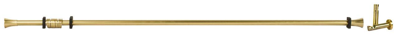 SET KARNIŠE - boje zlata, Design, metal (240cm) - Homeware