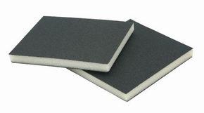 SLIPSVAMP - vit/svart, Basics (1/1/1cm)