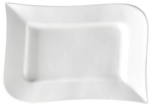 PODNOS SERVÍROVACÍ - bílá, Design, keramika (31/3/21cm) - Ritzenhoff Breker