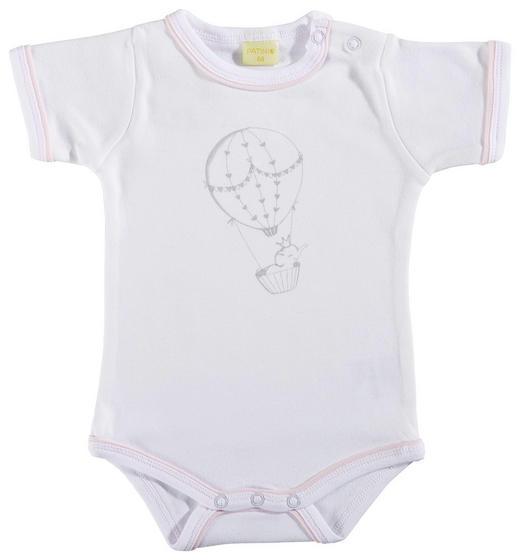 BABYBODY - Rosa/Weiß, Basics, Textil (68) - Patinio