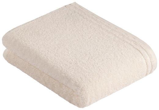 DUSCHTUCH 67/140 cm - Beige, Basics, Textil (67/140cm) - VOSSEN
