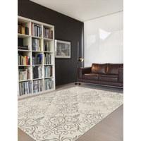 FLACHWEBETEPPICH  60/110 cm  Beige   - Beige, Trend, Textil (60/110cm) - Novel