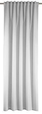 KOMBINIRANA ZAVESA ROKO - bela, Konvencionalno, tekstil (140/245cm) - Venda