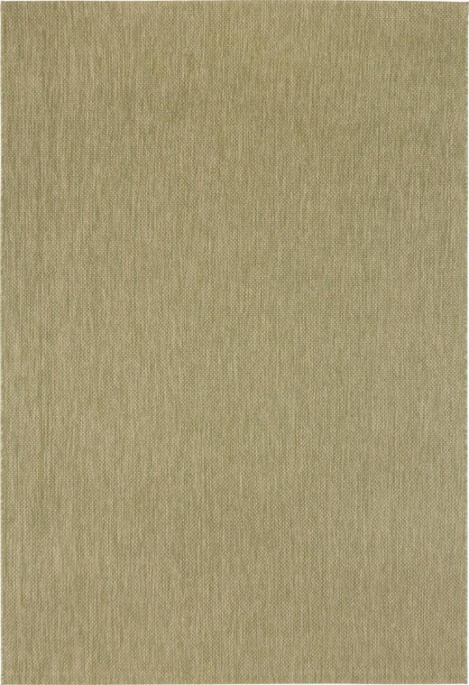 FLATVÄVD MATTA - grön, Klassisk, textil (80/150cm) - Boxxx