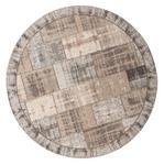 FLACHWEBETEPPICH   Grau, Beige   - Beige/Grau, Trend, Textil (160cm) - Novel