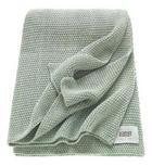 PLAID 130/170 cm Beige, Mintgrün - Beige/Mintgrün, Textil (130/170cm) - Schöner Wohnen