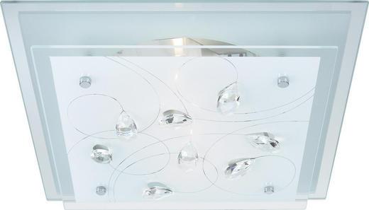 DECKENLEUCHTE - Design, Metall (33,5/33,5cm)