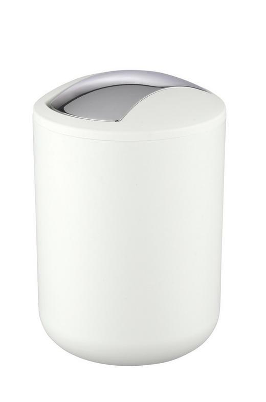 KOSMETIKEIMER 2 L - Weiß, Basics, Kunststoff (14/21cm)