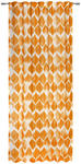 FERTIGVORHANG halbtransparent - Gelb, KONVENTIONELL, Textil (135/245cm) - Esposa