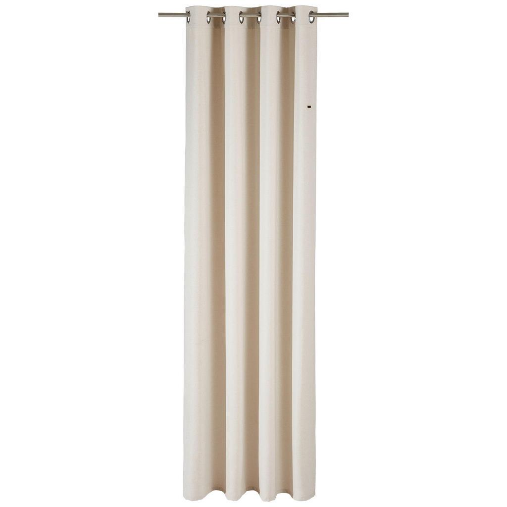 Esprit Ösenschal harp blickdicht 140/250 cm