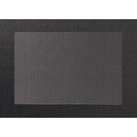 TISCHSET - Anthrazit, Basics, Kunststoff (33/46cm) - ASA