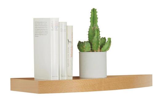 WANDBOARD Buche furniert Buchefarben - Buchefarben, Design, Holz (60/25cm)