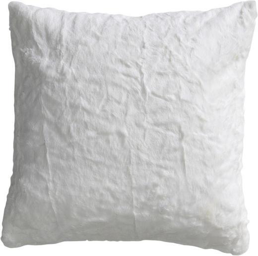 ZIERKISSEN 50/50 cm - Weiß, Basics, Textil (50/50cm) - Novel