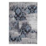 VINTAGE-TEPPICH DIANA MELODY  - Blau/Grau, Trend, Textil (70/140cm) - Novel