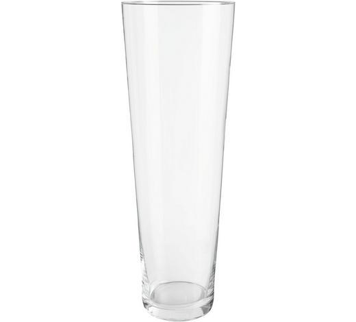 VÁZA, čiré - čiré, Basics, sklo (17/50cm) - Ambia Home