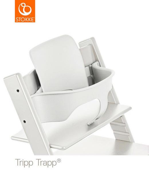 Stokke Tripp Trapp babysits - vit, Lifestyle, plast (43/19/22cm) - STOKKE