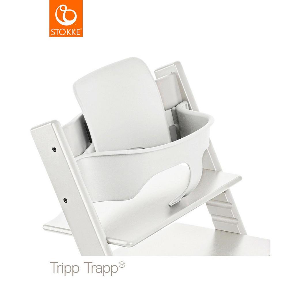 Ergänzungsset 'Tripp Trapp' in Weiß von Stokke