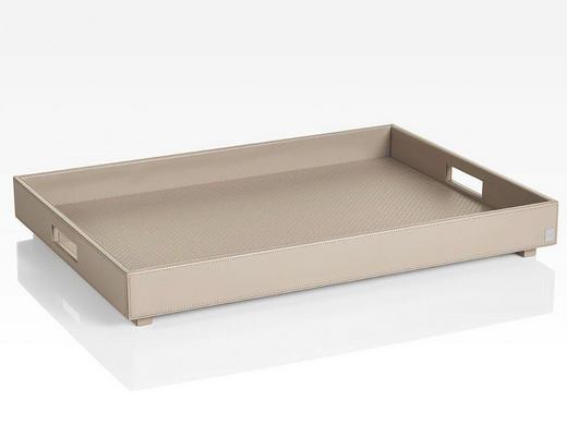 TABLETT - Grau, Design (66/6/47cm) - Joop!