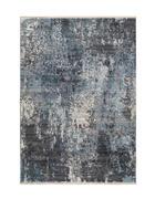 TKANA PREPROGA - modra/srebrna, Design, tekstil (120/170cm)