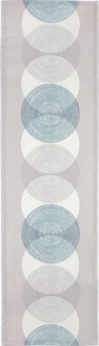 """UBRUS """"BĚHOUN"""" NA STŮL - světle modrá, Konvenční, textil (40/140cm) - Novel"""