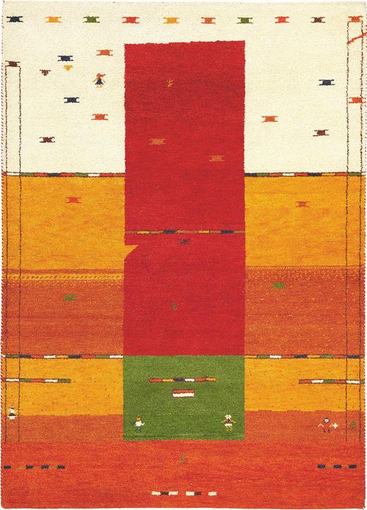ORIENTTEPPICH 300/400 cm - Rot/Naturfarben, Design, Textil (300/400cm) - Esposa