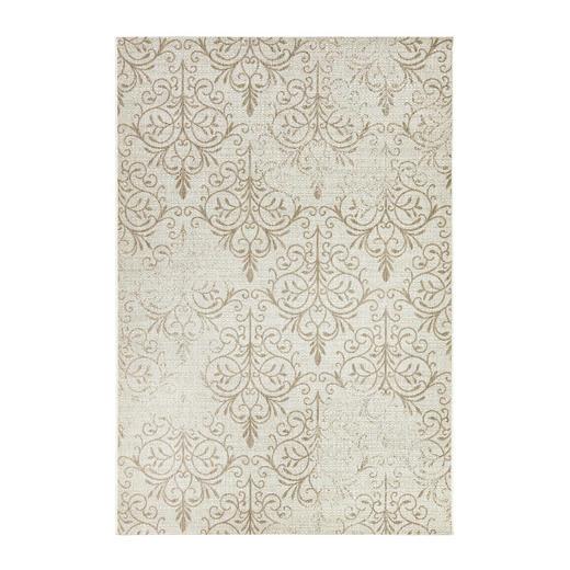 FLACHWEBETEPPICH  160/230 cm  Beige - Beige, Basics, Textil (160/230cm)