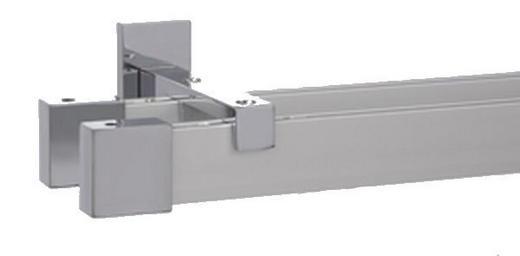 PANEELWAGEN - Edelstahlfarben, Basics, Metall (60/3.4cm) - Homeware