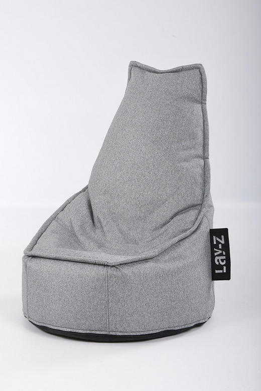 VREĆA ZA SJEDENJE - siva, Design, tekstil (100/70cm)