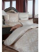 POSTELJINA - prirodne boje, Konvencionalno, tekstil (200/200cm) - Curt Bauer