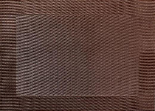 TISCHSET - Braun, Basics, Kunststoff (33/46cm) - ASA